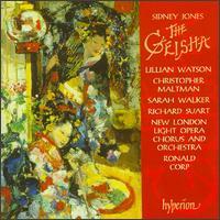The Geisha - Christopher Maltman (baritone); Harry Nicoll (tenor); Jozik Koc (baritone); Lillian Watson (soprano);...