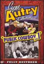 The Gene Autry Collection: Public Cowboy No. 1 - Joseph Kane