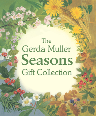 The Gerda Muller Seasons Gift Collection: Spring, Summer, Autumn and Winter - Muller, Gerda