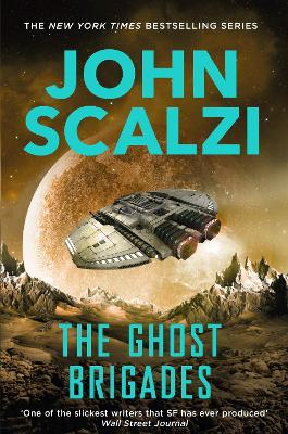 The Ghost Brigades - Scalzi, John, and Blythe, Gary