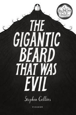 The Gigantic Beard That Was Evil graphic novel cover