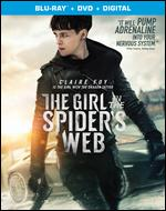 The Girl in the Spider's Web [Includes Digital Copy] [Blu-ray/DVD] - Fede Alvarez