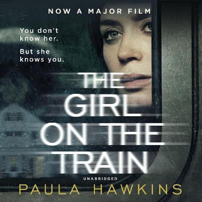The Girl on the Train: Film tie-in CD - Hawkins, Paula