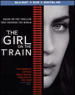 The Girl on the Train [Includes Digital Copy] [Blu-ray/DVD] - Tate Taylor
