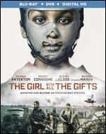 The Girl with All the Gifts [Includes Digital Copy] [UltraViolet] [Blu-ray/DVD] [2 Discs]
