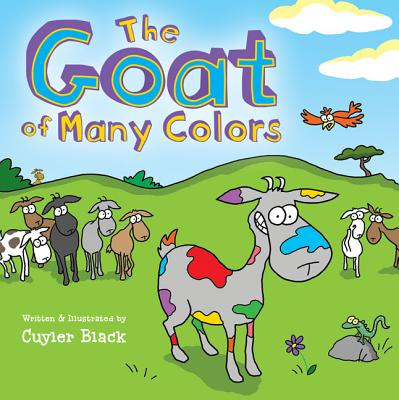 The Goat of Many Colors - Black, Cuyler