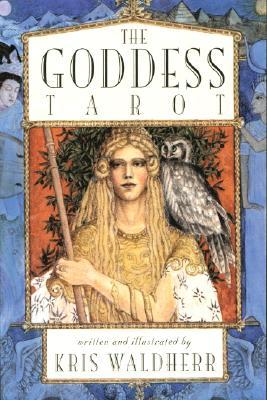 The Goddess Deck & Tarot Book Set - Waldherr, Kris
