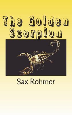 The Golden Scorpion - Rohmer, Sax