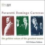The Golden Voices of the Greatest Tenors
