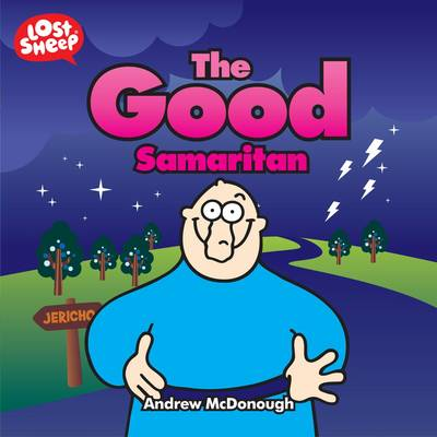 The Good Samaritan - McDonough, Andrew