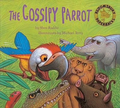 The Gossipy Parrot - Roddie, Shen