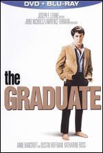 The Graduate [2 Discs] [Blu-ray/DVD]