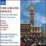 The Grand Mogul: Virtuosic Baroque Flute Concertos