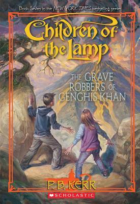 The Grave Robbers of Genghis Khan - Kerr, P B
