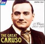 The Great Caruso (Original Mono Recordings from 1904 - 1919)