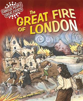 The Great Fire of London - Clements, Gillian
