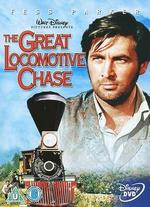 The Great Locomotive Chase - Francis D. Lyon
