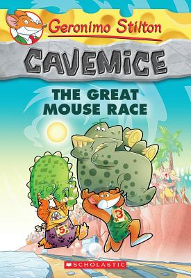 The Great Mouse Race - Stilton, Geronimo