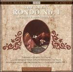 The Great Rondo No. 1 and Other Famous Violin Music