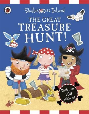 The Great Treasure Hunt: A Ladybird Skullabones Island Sticker Activity Book -
