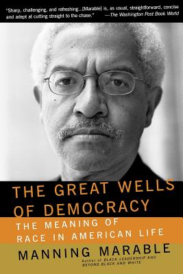 The Great Wells of Democracy: The Meaning of Race in American Life - Marable, Manning, Professor