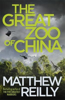 The Great Zoo Of China - Reilly, Matthew