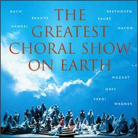 The Greatest Choral Show on Earth - Bryn Terfel (bass); Hans Sotin (bass); Helga Dernesch (soprano); James Morris (bass); James Vivian (organ);...
