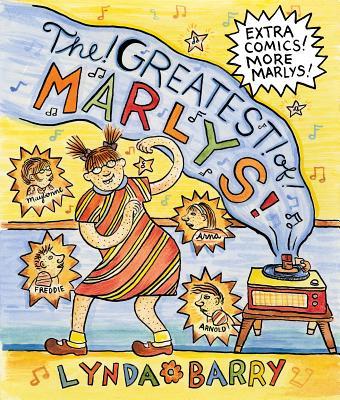 The Greatest of Marlys - Barry, Lynda