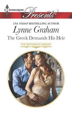 The Greek Demands His Heir - Graham, Lynne