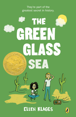 The Green Glass Sea - Klages, Ellen