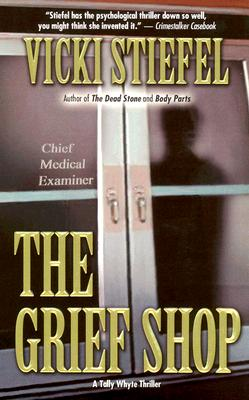 The Grief Shop - Stiefel, Vicki
