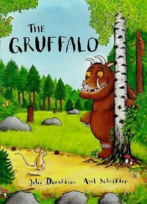 The Gruffalo: Book and CD Pack - Donaldson, Julia, and Scheffler, Axel (Illustrator), and Staunton, Imelda (Read by)