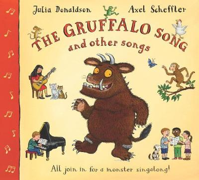 The Gruffalo Song and Other Songs - Donaldson, Julia