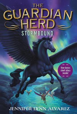 The Guardian Herd: Stormbound - Alvarez, Jennifer Lynn
