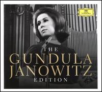 The Gundula Janowitz Edition - Adolf Dallapozza (vocals); Anja Silja (soprano); Barbro Ericson (vocals); Brigitte Fassbaender (vocals);...