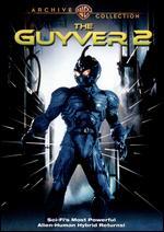 The Guyver 2: Dark Hero - Steve Wang