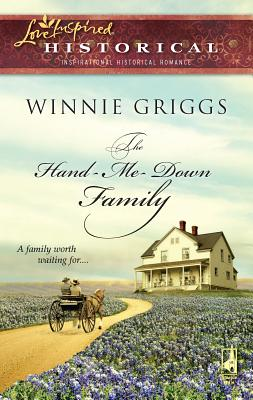 The Hand-Me-Down Family - Griggs, Winnie