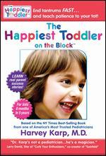 The Happiest Toddler on the Block -