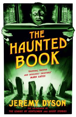 The Haunted Book - Dyson, Jeremy