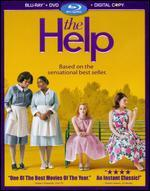 The Help [3 Discs] [Includes Digital Copy] [Blu-ray/DVD]