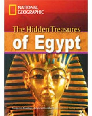 The Hidden Treasures of Egypt + Book with Multi-ROM: Footprint Reading Library 2600 - Geographic, National, and Waring, Rob