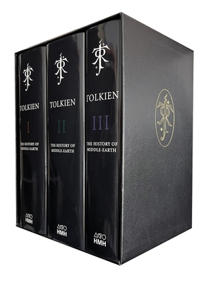 The History of Middle-Earth Boxed Set - Tolkien, Christopher, and Tolkien, J R R