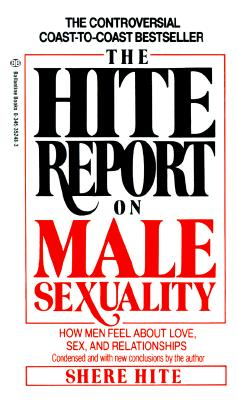 The Hite Report on Male Sexuality - Hite, Shere