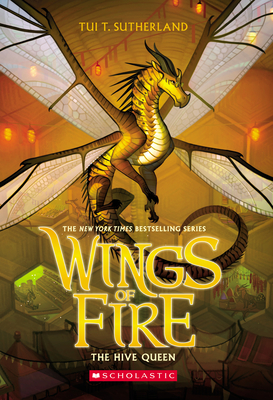 The Hive Queen (Wings of Fire, Book 12), 12 - Sutherland, Tui T