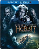 The Hobbit: An Unexpected Journey 3D [Extended Edition] [UltraViolet] [Blu-ray] [3D]
