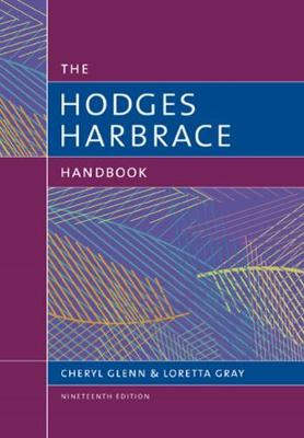 The Hodges Harbrace Handbook - Glenn, Cheryl, and Gray, Loretta S.