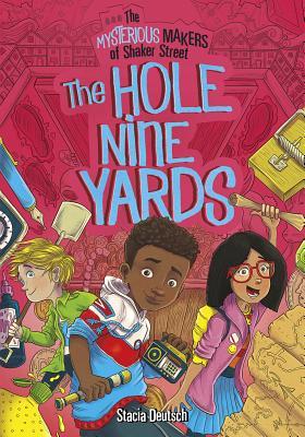 The Hole Nine Yards - Deutsch, Stacia