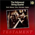 The Hollywood String Quartet