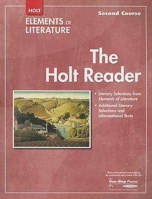 The Holt Reader, Second Course - Holt Rinehart & Winston (Creator)