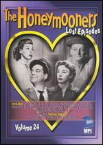 The Honeymooners: Lost Episodes, Vol. 24